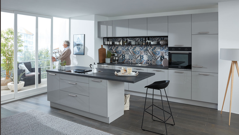 k chenwelten interline. Black Bedroom Furniture Sets. Home Design Ideas